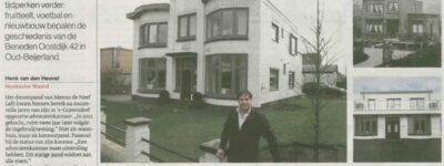 Tachtig jaar oud huis met uitstraling - De Neef Advocaten